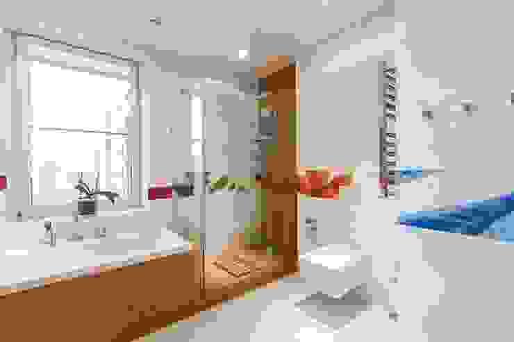 Дизайн интерьера квартиры в Московском р-не Санкт-Петербурга Ванная комната в эклектичном стиле от Павел Исаев Эклектичный