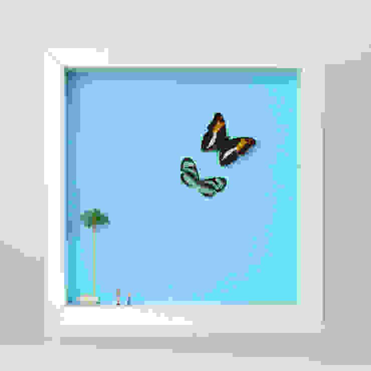 Beach Life: tropical  by Sara Newman Design, Tropical