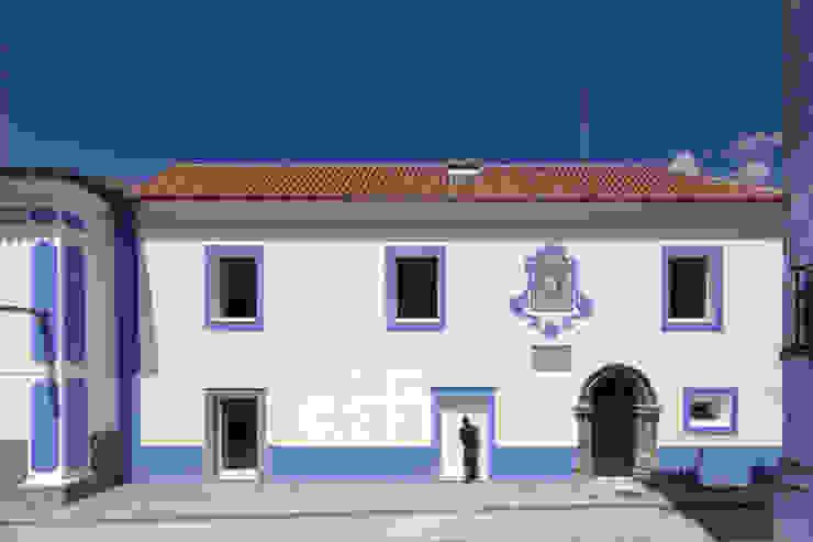 Museu do Tapete de Arraiolos Museus modernos por CVDB Arquitectos Moderno