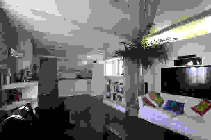 le salon Salon original par Atelier S Éclectique