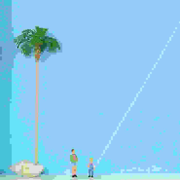 Beach Life: modern  by Sara Newman Design, Modern