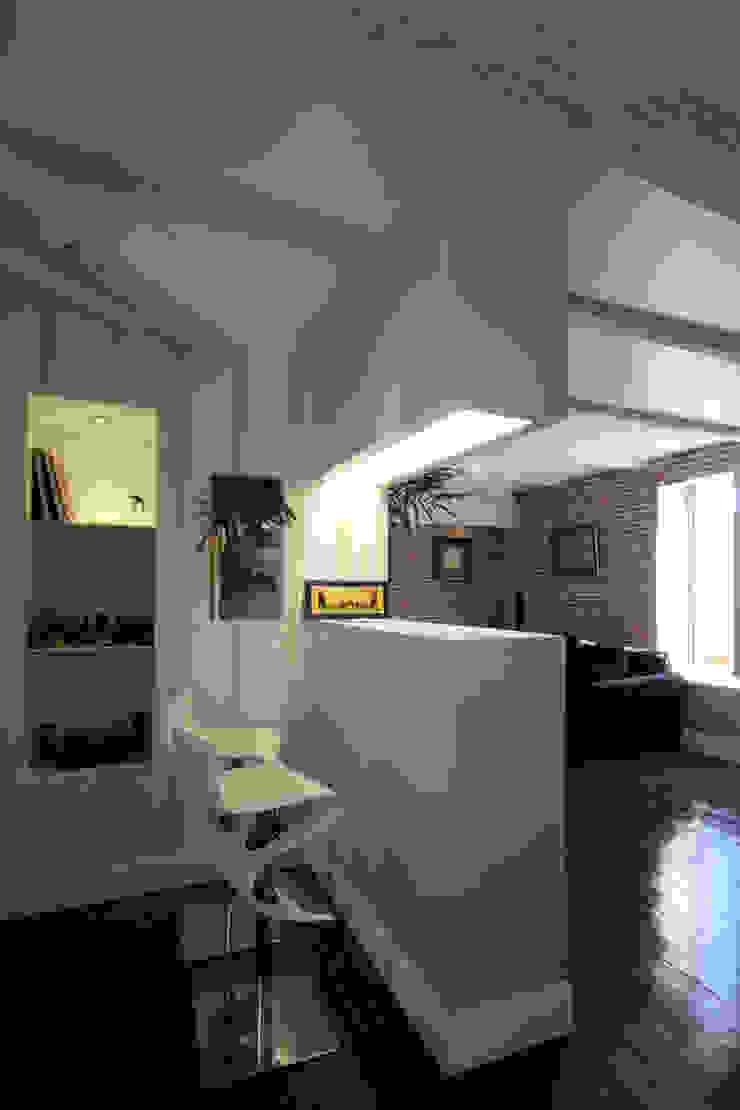 coin comptoir/bureu Bureau original par Atelier S Éclectique