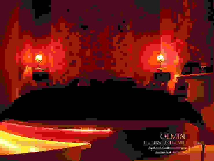 ทันสมัย  โดย ИП OLMIN - Архитектурная студия Олега Минакова, โมเดิร์น