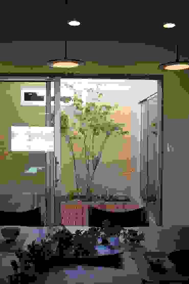 季節を眺める住まい オリジナルデザインの テラス の 石川泰之建築設計室 オリジナル