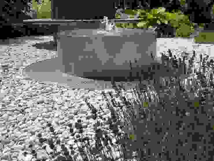 Fontanna nowoczesna od Sungarden - Projektowanie i urządzanie ogrodów