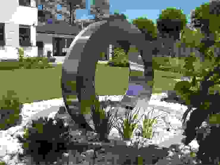 Fontanna od Sungarden - Projektowanie i urządzanie ogrodów