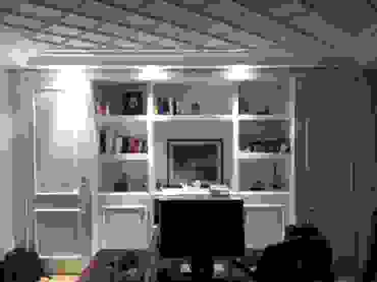 Kargen Sitesi Villa Modern Çalışma Odası Mimark Tasarım Proje Uygulama Ltd. Şti. Modern