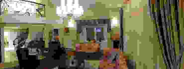 Kargen Sitesi Villa Modern Oturma Odası Mimark Tasarım Proje Uygulama Ltd. Şti. Modern