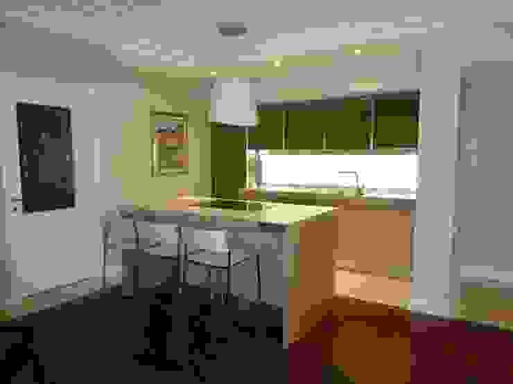 Kargen Sitesi Villa Modern Mutfak Mimark Tasarım Proje Uygulama Ltd. Şti. Modern