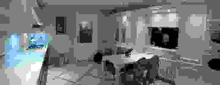 Kargen Sitesi Villa Modern Yemek Odası Mimark Tasarım Proje Uygulama Ltd. Şti. Modern