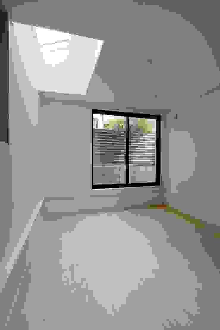 品川の住処 株式会社ハウジングアーキテクト建築設計事務所 北欧スタイルの 寝室