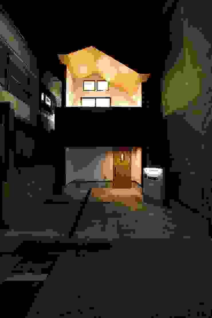 品川の住処 株式会社ハウジングアーキテクト建築設計事務所 日本家屋・アジアの家