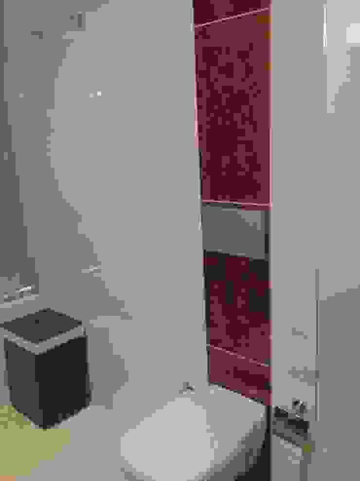 Doğukent Daire Modern Banyo Mimark Tasarım Proje Uygulama Ltd. Şti. Modern