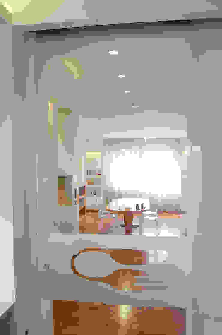 Gruppo Cactus Couloir, entrée, escaliers modernes