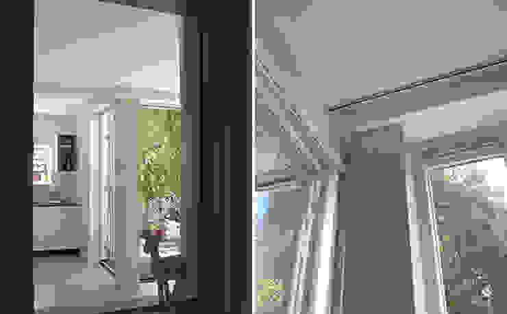 JAREN 50-HUIS | OM DE HOEK Moderne woonkamers van WEBERontwerpt | architectenbureau Modern