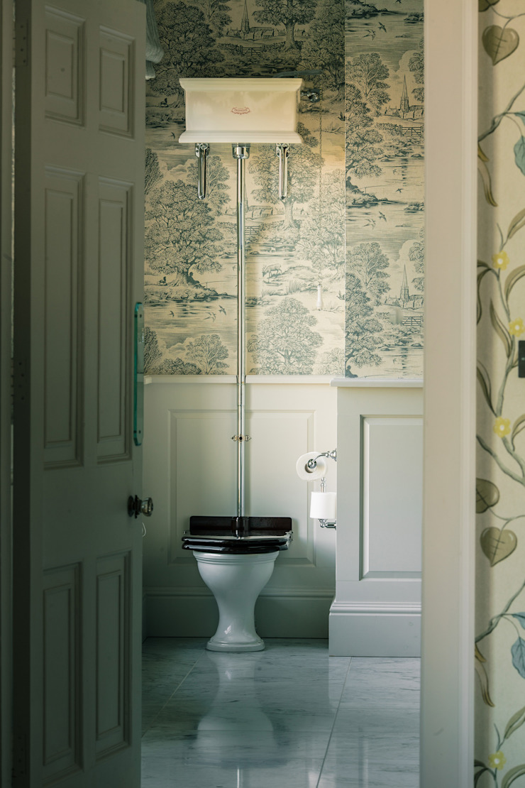 Country Estate, Dorset Country style bathroom by Drummonds Bathrooms Country