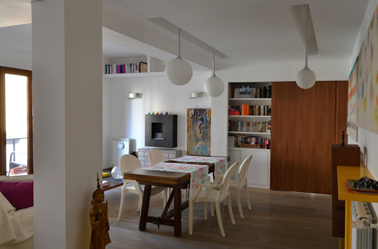 the livingroom par arch. Paolo Pambianchi Minimaliste