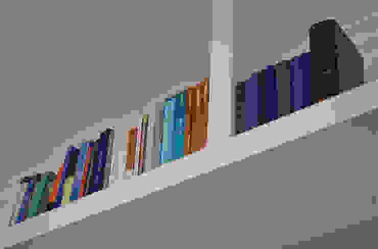 libreria di arch. Paolo Pambianchi Minimalista