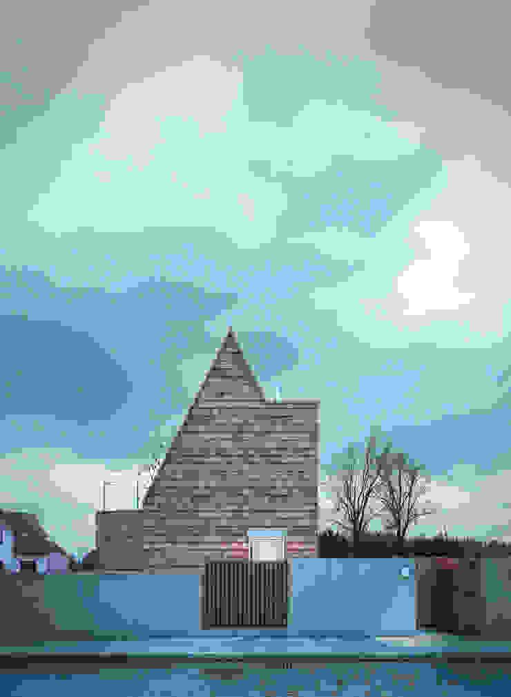DOM MAŁY Minimalistyczne domy od 90 stopni Minimalistyczny
