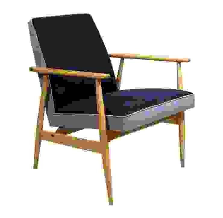 Fotel Granat od ToTu Pracownia Klasyczny