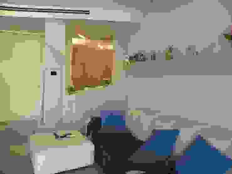 antonio giordano architetto Modern living room
