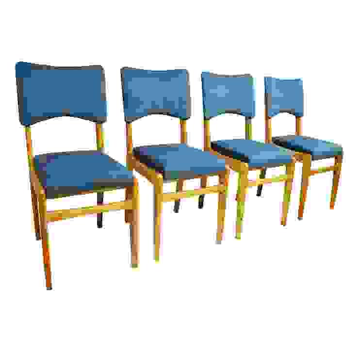 Krzesła Burzowe od ToTu Pracownia Klasyczny