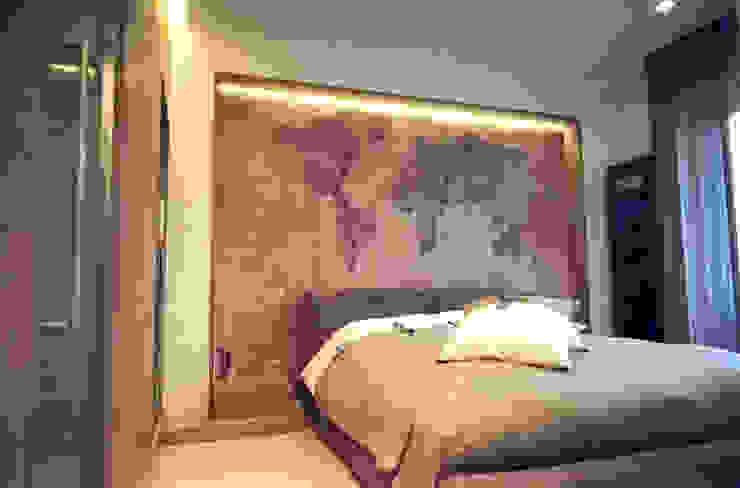 Dormitorios modernos de Studio Vesce Architettura Moderno