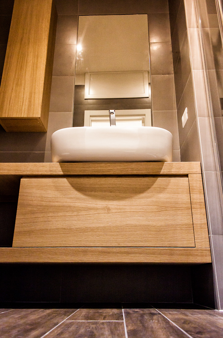 Bagno post operam di Fluido Design Studio