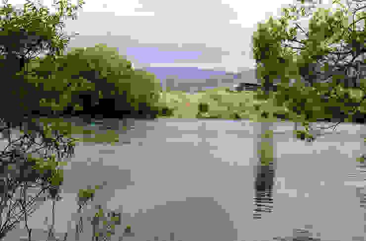 New Zealand | River Stone House – Wannaka Lake por ARQdonini Arquitetos Associados