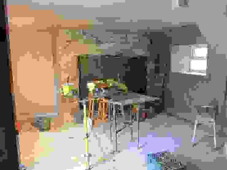 Holiday Cottage Renovation by Rob David Interior Design