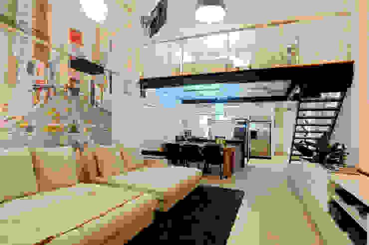 Flávia Gerab Modern Oturma Odası