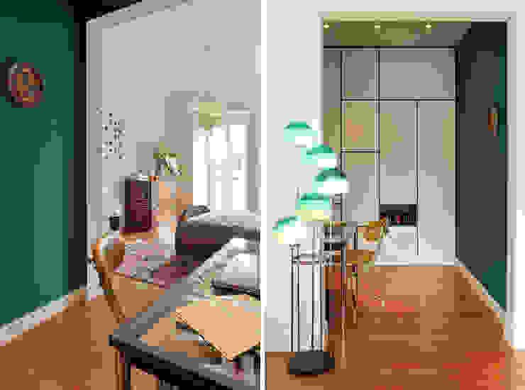 Tiago Patricio Rodrigues, Arquitectura e Interiores Eclectic style dressing rooms