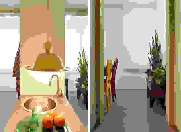 Tiago Patricio Rodrigues, Arquitectura e Interiores Cocinas de estilo ecléctico