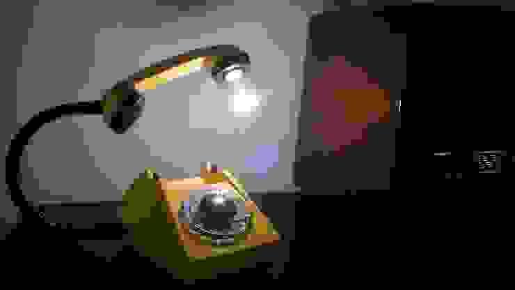 teleLAMPAfon - CzeSlav 84' od RefreszDizajn Nowoczesny
