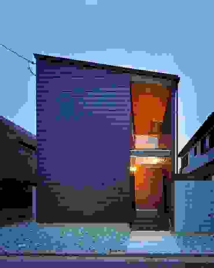 Minimalist house by 有限会社ミサオケンチクラボ Minimalist