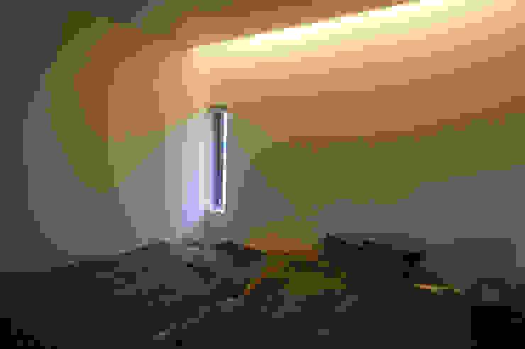 田園の中の家 オリジナルスタイルの 寝室 の たわら空間設計㈲ オリジナル