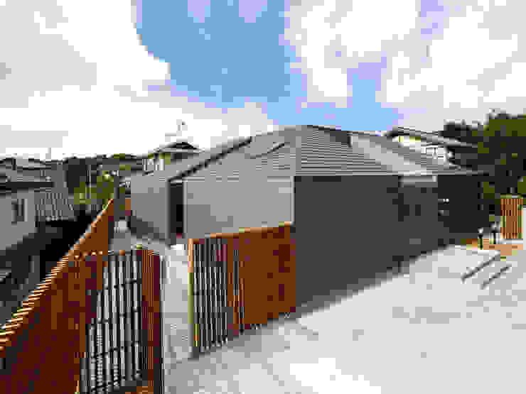齋藤和哉建築設計事務所 Modern home