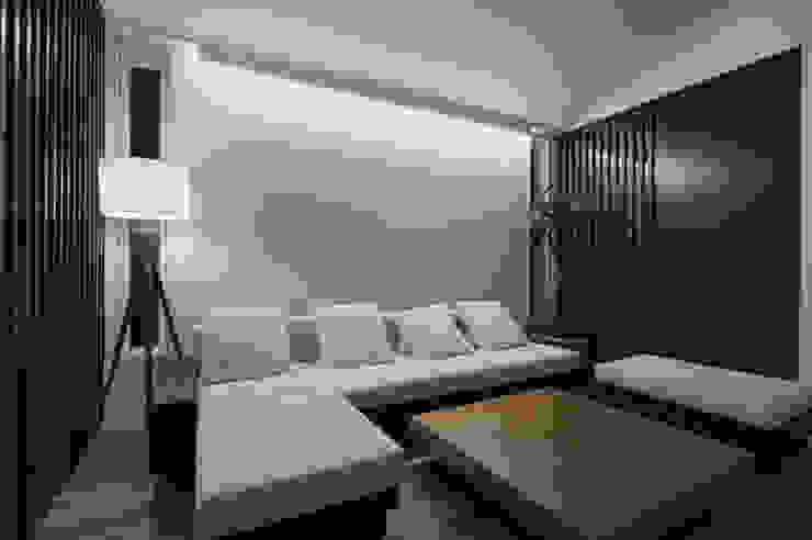 Modern Oturma Odası 矩須雅建築研究所 Modern