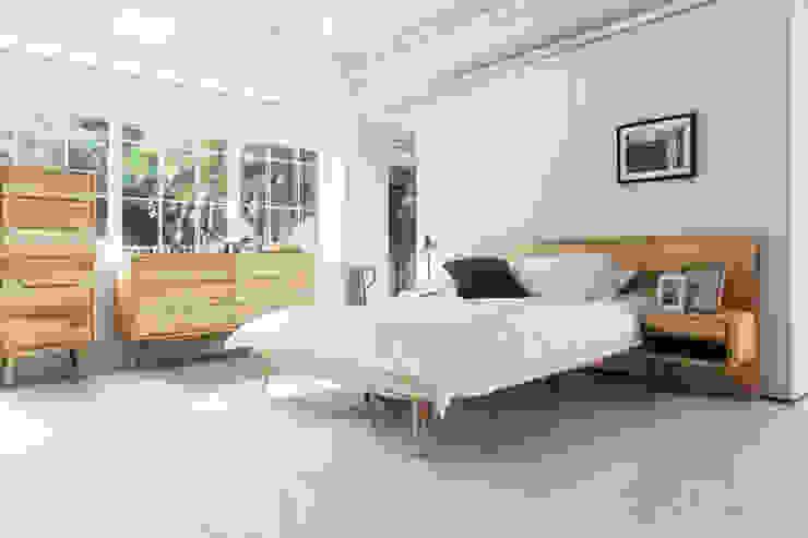 6534 라플란드 내추럴 모던 원목 침대 시더스디자인그룹 스칸디나비아 침실