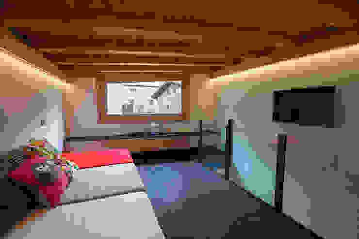 BEARprogetti - Architetto Enrico Bellotti Ruang Keluarga Minimalis
