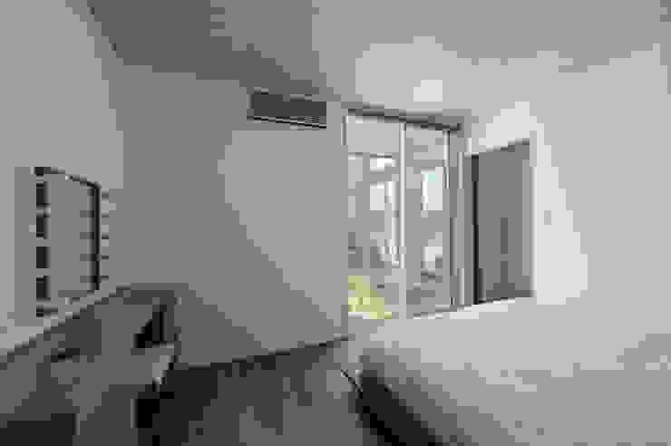 Modern Yatak Odası 矩須雅建築研究所 Modern