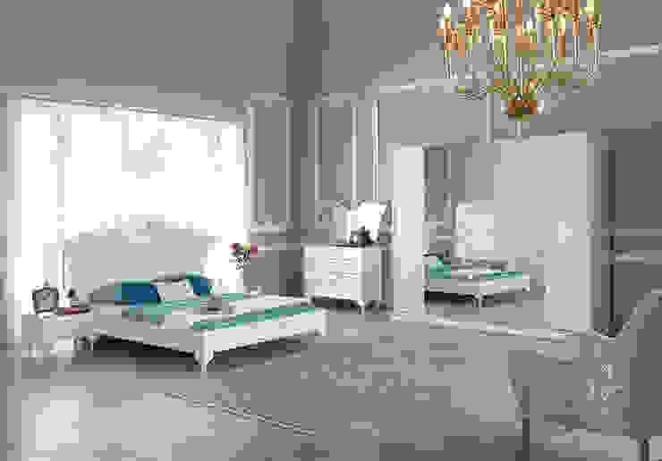 avangart yatak odaları Mahir Mobilya Rustik