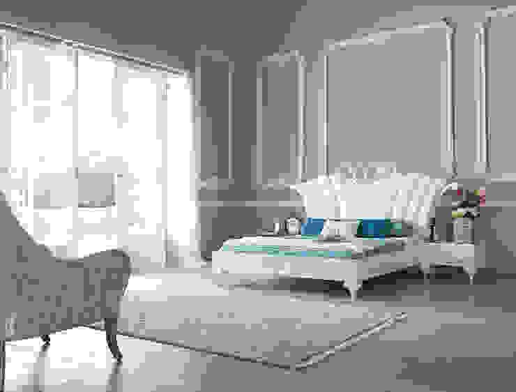 avangart mobilya yatak odası Mahir Mobilya Rustik