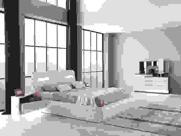 Mahir Mobilya – Modern yatak takımı: modern tarz , Modern