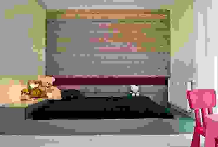 Apartament w Gdynia 2011: styl , w kategorii Pokój dziecięcy zaprojektowany przez formativ. indywidualne projekty wnętrz,Skandynawski