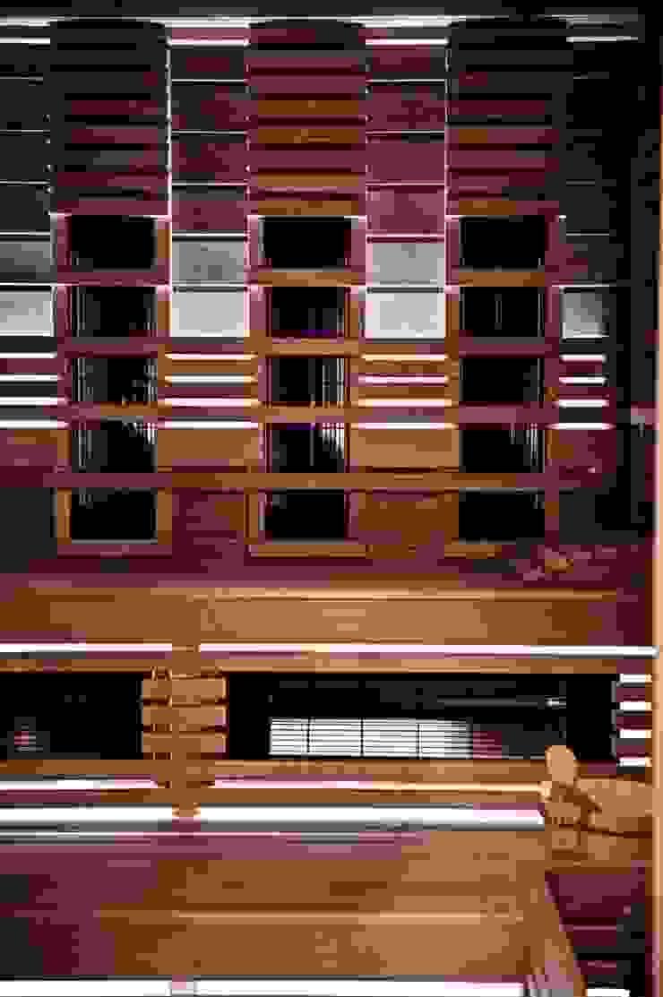 Dom prywatny 2012 Nowoczesne spa od formativ. indywidualne projekty wnętrz Nowoczesny
