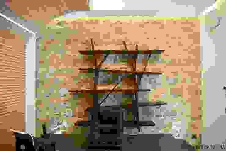 Minimalist study/office by Arch. Antonio Di Vito - Gruppo YO.DAA Minimalist