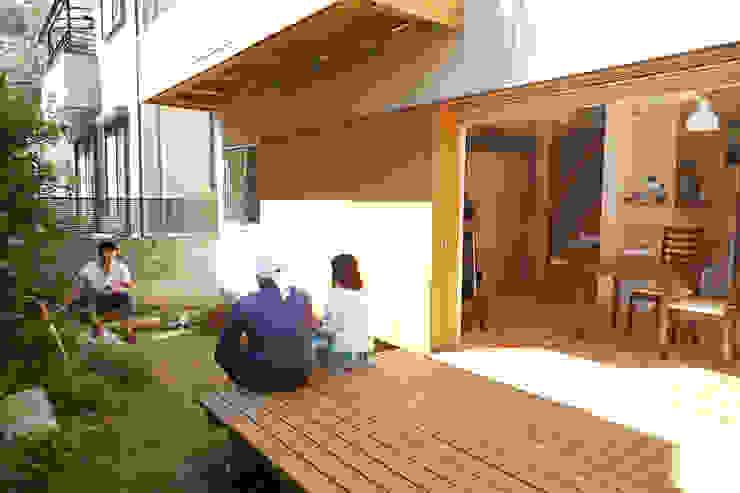 一級建築士事務所co-designstudio Modern garden