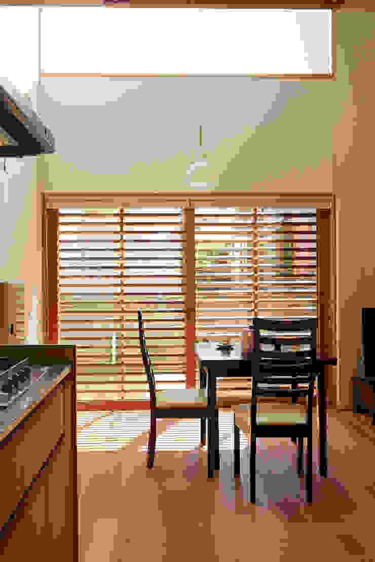 一級建築士事務所co-designstudio Modern dining room