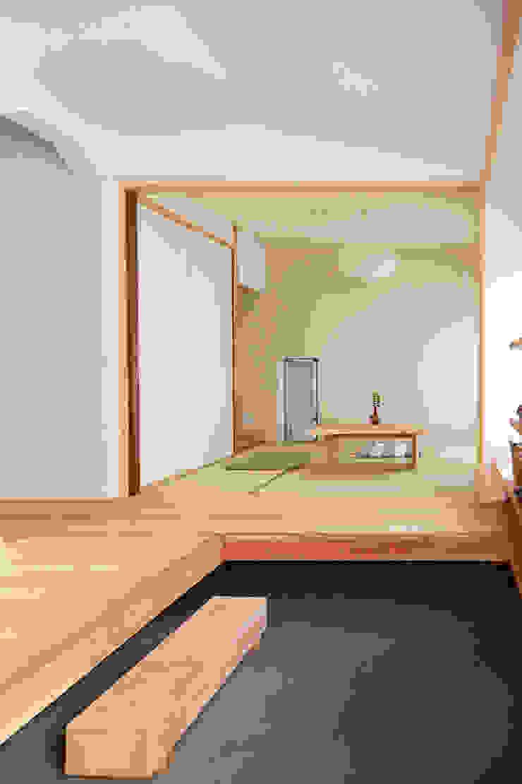 一級建築士事務所co-designstudio Modern media room